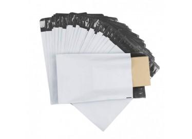Tamper Proof POD Jacket Courier Bag 18X23