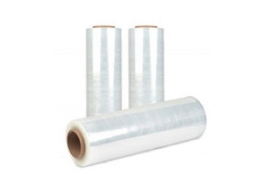 manual grade stretch film