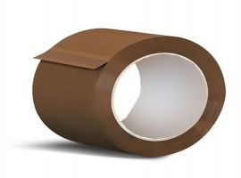 Dark Brown Tapes 3inchX50meters