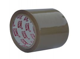 Self Adhesive Brown Tapes 2inchX65meters