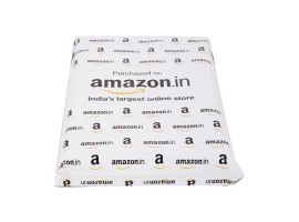 printed courier amazon