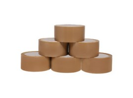 bopp tape brown