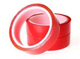 DOUBLE SIDED POLYSTER RED LINEAR tapes in ahmednagar buy online