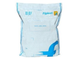 flipkart courier bag