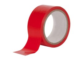 red bopp tape