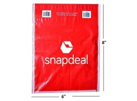 Snapdeal Printed Courier Bags 7 X 7