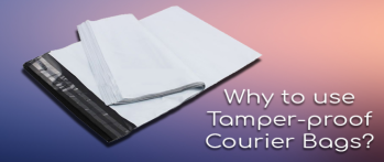 A Brief Introduction of Tamper Proof Courier Bags.
